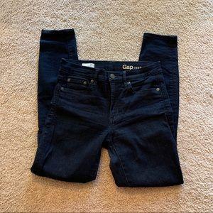 Gap True Skinny Jeans 26s